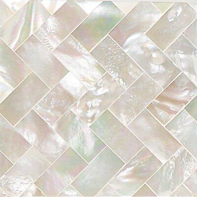Daltile Ocean Jewels 2 X 2 Herringbone Accent Tile In