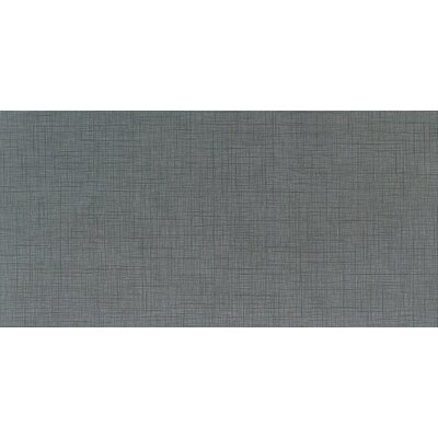"Daltile Kimona Silk 12"" x 24"" Field Tile in Imperial Gray"
