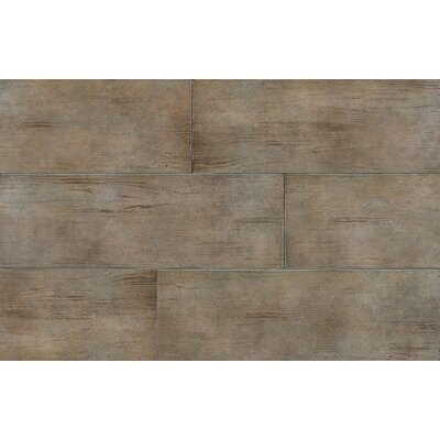 "Daltile Timber Glen 8"" x 24"" Rustic Field Tile in Heath"