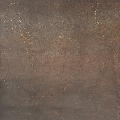 "Daltile Metal Fusion 24"" x 24"" Field Tile in Bronzed Copper"