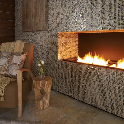 "Daltile City Lights 12"" x 12"" Mosaic Blend Field Tile in Barcelona"