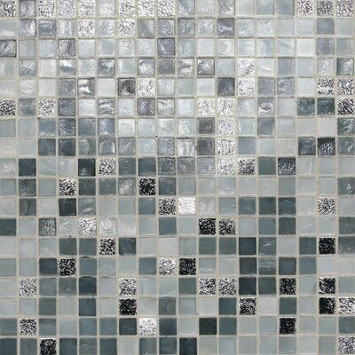 "Daltile City Lights 12"" x 12"" Mosaic Blend Field Tile in London"