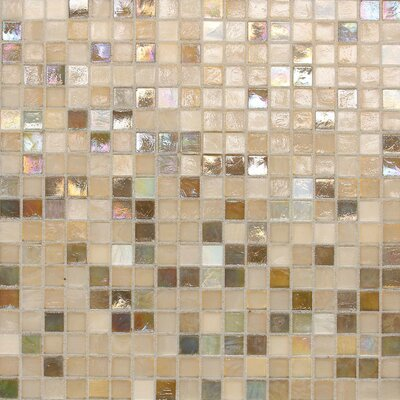 "Daltile City Lights 12"" x 12"" Mosaic Blend Field Tile in Paris"