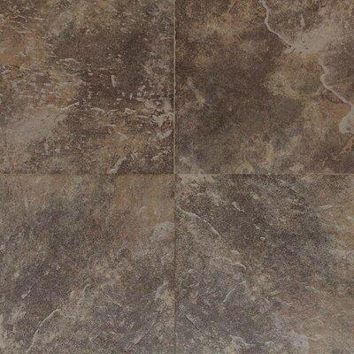 "Daltile Continental Slate 18"" x 12"" Field Tile in Moroccan Brown"