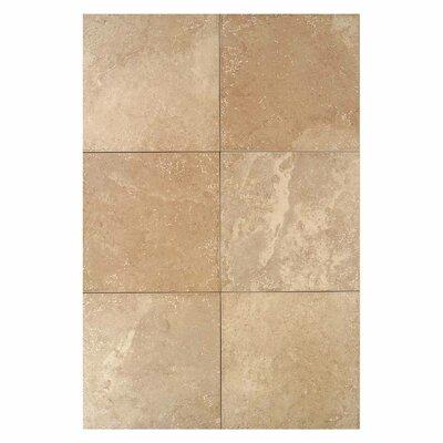 "Daltile Pietre Vecchie 13"" x 13"" Field Tile in Golden Sienna"