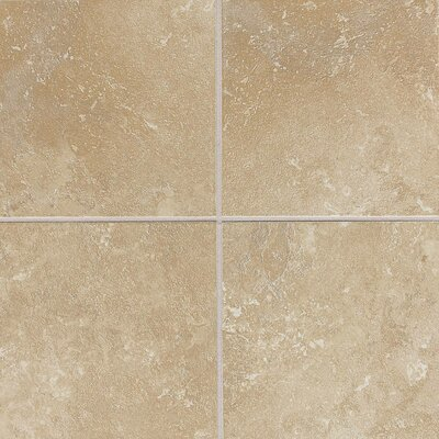 "Daltile Sandalo 18"" x 18"" Field Tile in Acacia Beige"