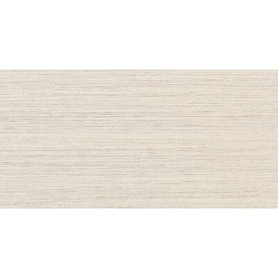 "Daltile Fabrique 12"" x 24"" Polished Field Tile in Crème Linen"