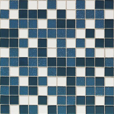 "Daltile Keystones Blends 12"" x 24"" Plain Porcelain Mosaic Tile in Horizon"