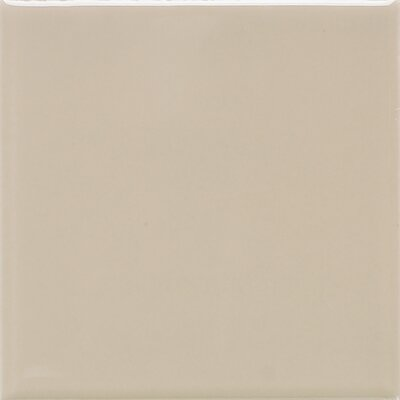 "Daltile Modern Dimensions 12-3/4"" x 4-1/4"" Plain Ceramic Field Tile in Urban Putty"