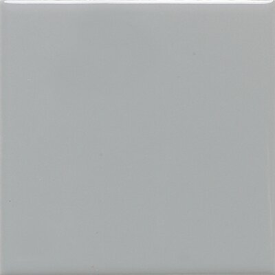 "Daltile Modern Dimensions 12-3/4"" x 4-1/4"" Plain Ceramic Field Tile in Matte Desert Gray"