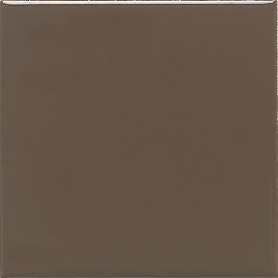 "Daltile Modern Dimensions 12-3/4"" x 4-1/4"" Plain Ceramic Field Tile in Artisan Brown"