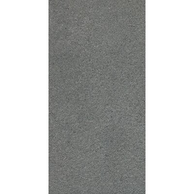 "Daltile Magma 24"" x 12"" Unpolished Field Tile in Hammered Lava"