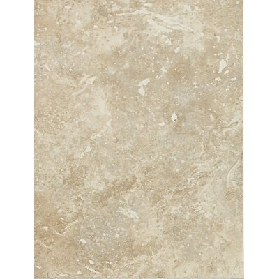 "Daltile Heathland 12"" x 9"" Unpolished Wall Tile in White Rock"