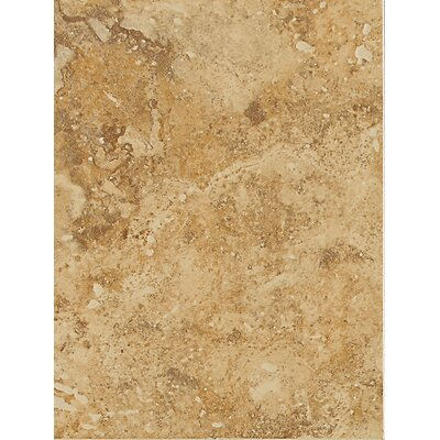 "Daltile Heathland 12"" x 9"" Unpolished Wall Tile in Amber"