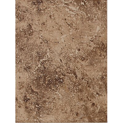"Daltile Heathland 12"" x 9"" Unpolished Wall Tile in Edgewood"
