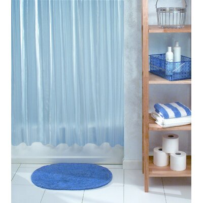 Zia Vinyl Shower Curtain