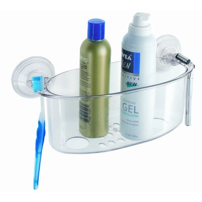 InterDesign Power Lock Shower Caddy