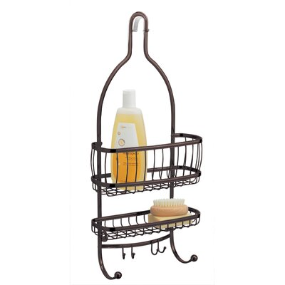 InterDesign York Lyra Shower Caddy