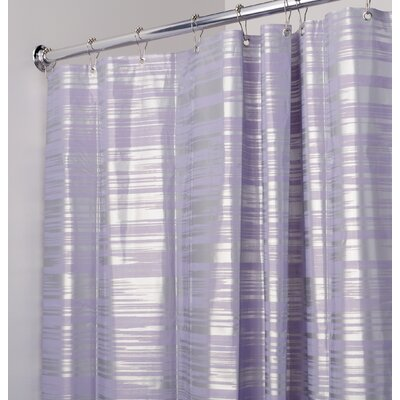 InterDesign Blaze EVA Shower Curtain