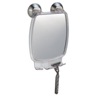 Forma Suction Fog-Free Mirror