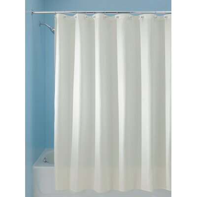 InterDesign Carlton Polyester Shower Curtain