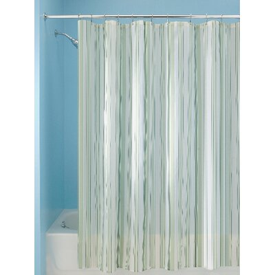 InterDesign Essex Polyester Shower Curtain Amp Reviews