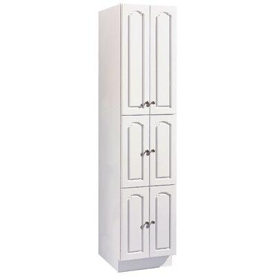 white storage linen tower wayfair