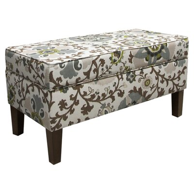Skyline Furniture Silsila Storage Bench Reviews Wayfair