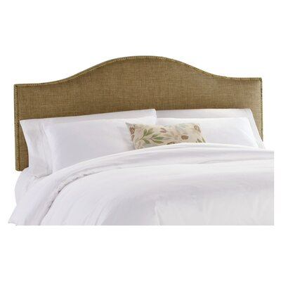 <strong>Skyline Furniture</strong> Nail Button Glitz Upholstered Headboard