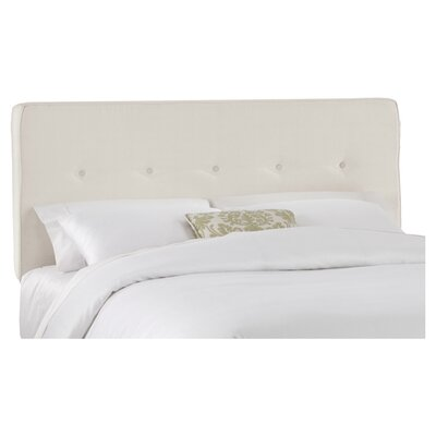 <strong>Skyline Furniture</strong> Linen Upholstered Headboard