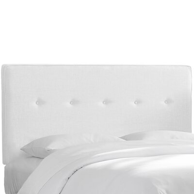 Twill Cotton Upholstered Headboard