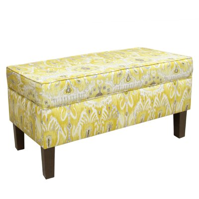 Skyline Furniture Upholstered Storage Bench