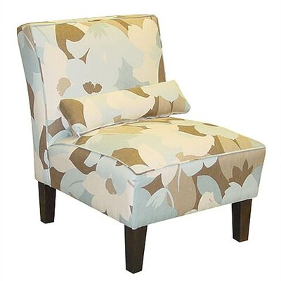 Skyline Furniture Fabric Slipper Chair | Wayfair