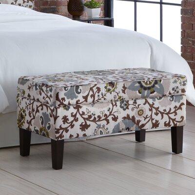 Skyline Furniture Silsila Storage Bench Reviews Wayfair