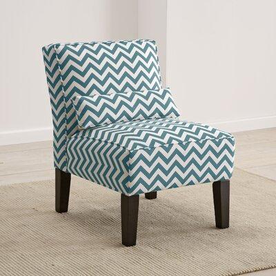 Skyline Furniture Zig Zag Slipper Chair Amp Reviews Wayfair