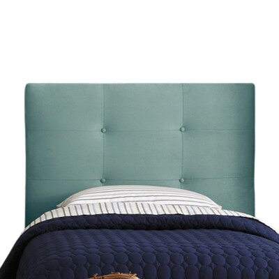 Skyline Furniture Micro-Suede Upholstered Headboard