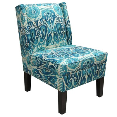 Skyline Furniture Fabric Wingback Chair