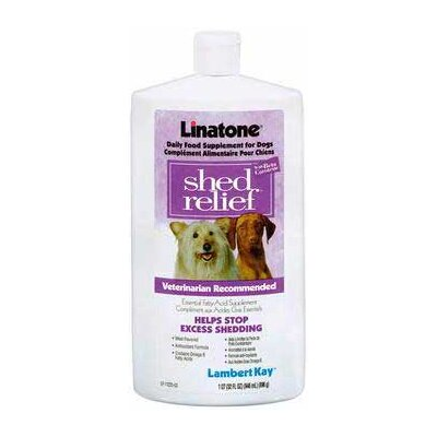 Lambert Kay Linatone Shed Relief Food Supplement for Dogs