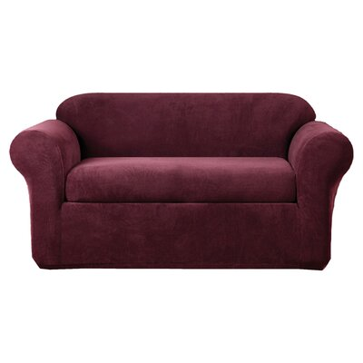 Sure-Fit Stretch Metro 2-Piece Sofa Slipcover