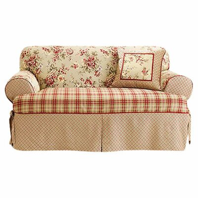 <strong>Sure-Fit</strong> Lexington Loveseat Skirted Slipcover