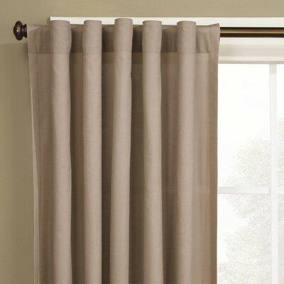Sure Fit Cotton Duck Single Curtain Panel Reviews Wayfair