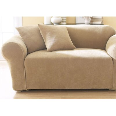 Sure-Fit Stretch Pique Sofa Slipcover
