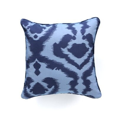 <strong>Sure-Fit</strong> Ikat Pillow