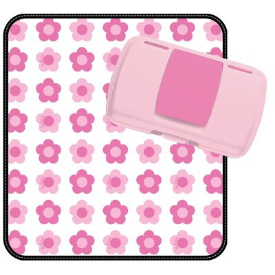 Flower Power Diaper Wallet