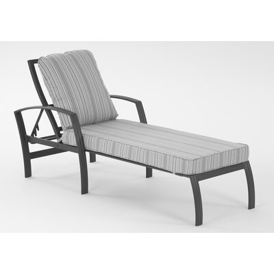 Koverton Escape Chaise Lounge with Cushion