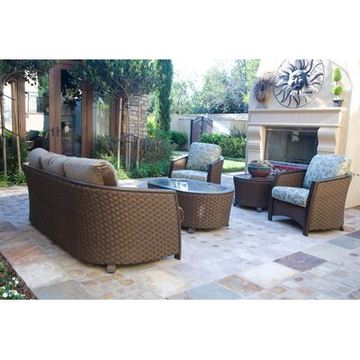 Koverton Luxe Deep Seating Group with Cushions