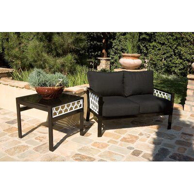 Koverton Parkview Cast Deep Seating Group with Cushions
