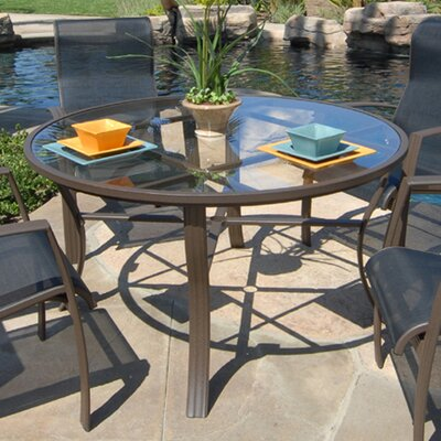 Koverton Escape Dining Table with Umbrella Hole