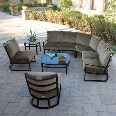 Koverton Eclipse Sectional  Deep Seating Group