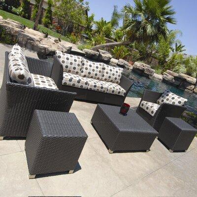 Koverton Soho Deep Seating Group with Cushions
